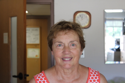 Sandy Domanik - St. Monica's Senior Living