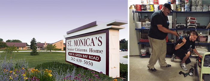 St. Monica's Senior Living Maintenance