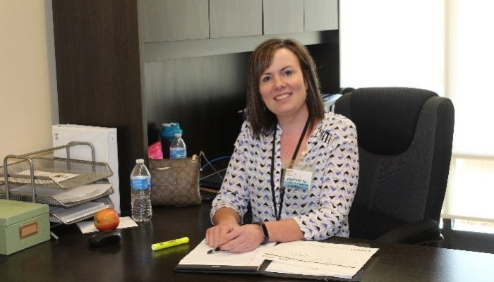 New Director of Nursing & Compliance Officer—Stephany Lichter, RN, MSN.