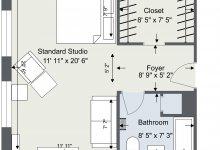 Standard Room 2D