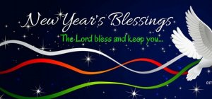 New Years Blessings