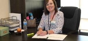 New Director of Nursing & Compliance Officer—Stephany Lichter, RN, MSN.